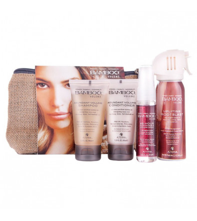 Alterna Bamboo Volume On-The-Go Travel Set Дорожный набор Alterna Bamboo Volume для объема волос