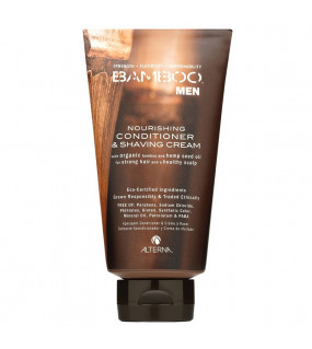 Alterna Bamboo Men Nourishing Conditioner & Shaving Cream Питательный кондиционер & крем для бритья 250 мл
