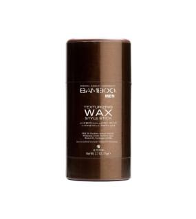 Alterna Bamboo Men Texturizing Wax Style Stick Стик текстурирующего воска для эластичной укладки волос 75 г