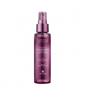 Alterna Caviar Anti-Aging Infinite Color Hold Topcoat Shine Spray Спрей максимальная защита цвета 125 мл