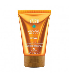 Alterna Bamboo Beach 1 Minute Recovery Masque After-Sun Treatment Восстанавливающая маска после солнца