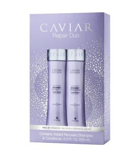 Alterna Caviar RepairX Instant Recovery DUO Набор Шампунь + Кондиционер для мгновенного восстановления волос