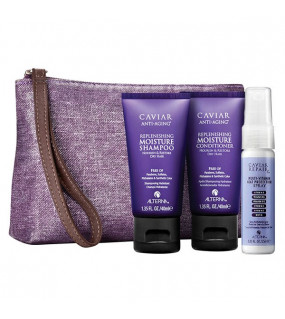 Alterna Caviar Kit Дорожный набор: Moisture Shampoo + Conditioner + Repair RX Multi-Vitamin