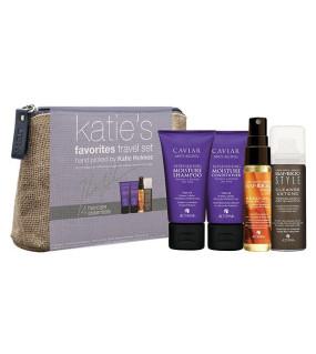 Alterna Katie Holmes Favorites Travel Set Дорожный набор из любимых продуктов Кэти Холмс