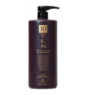 Alterna 10 The Science of Ten Perfect Blend Shampoo Шампунь 10 активных компонентов для достижения роскошных волос
