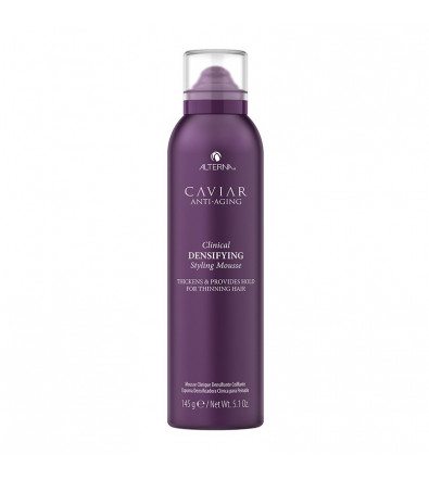 Alterna Caviar Anti-Aging Clinical Densifying Styling Mousse Мусс для роста и уплотнения волос
