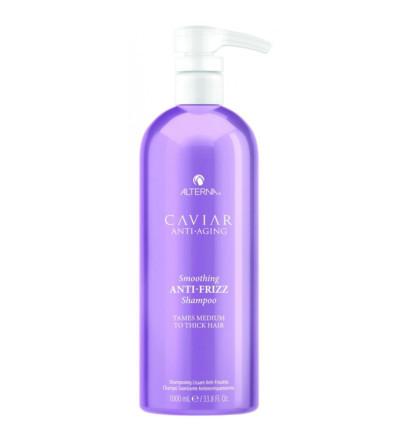 Alterna Caviar Anti-Aging Smoothing Anti-Frizz Shampoo Разглаживающий шампунь с экстрактом икры