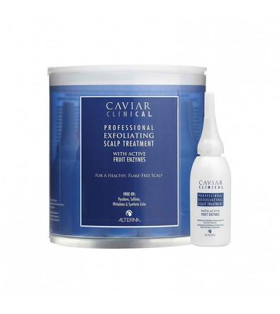 "Alterna Caviar Clinical Professional Exfoliating Scalp Treatment Салонный уход ""Здоровье кожи головы"""