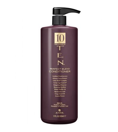Alterna 10 The Science of Ten Perfect Blend Conditioner Кондиционер 10 активных компонентов для достижения роскошных волос