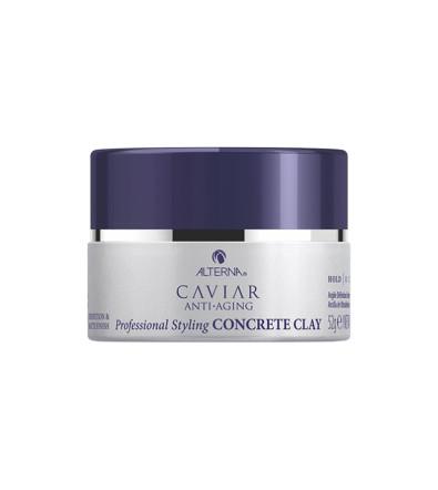 Alterna Caviar Anti-Aging Professional Styling Concrete Clay Моделирующая глина ультра сильной фиксации