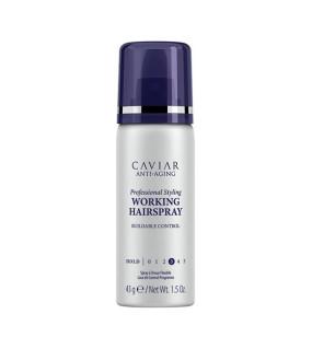 Alterna Caviar Anti-Aging Working Hair Spray Лак-спрей подвижной фиксации с экстрактом икры