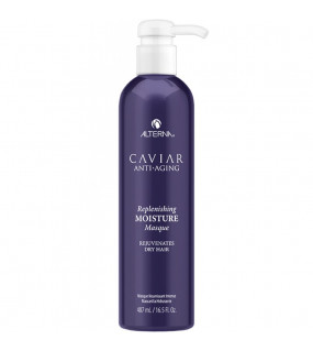 Alterna Caviar Anti-Aging Replenishing Moisture Masque Восстанавливающая и питающая маска с экстрактом икры