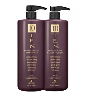 Alterna 10 The Science of Ten Perfect Blend Duo Set Набор средств по уходу за волосами 10 активных компонентов 1840 мл 1840 мл