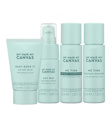 Alterna My Hair My Canvas Travel Kit Дорожный набор 130 мл