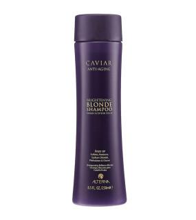 Alterna Caviar Anti-Aging Brightening Blonde Shampoo Шампунь с эффектом сияния для cветлых волос 250 мл