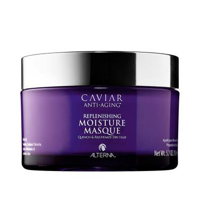Alterna Caviar Anti-Aging Replenishing Moisture Masque Восстанавливающая и питающая маска с экстрактом икры