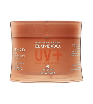 Alterna Bamboo Color Care UV+ Rehab Deep Hydration Masque Увлажняющая маска для окрашенных волос