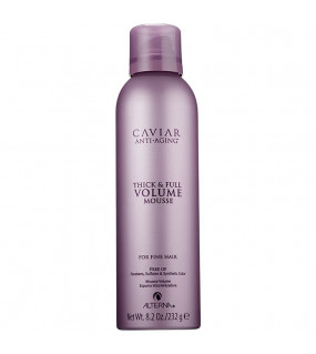 Alterna Caviar Anti-Aging Thick & Full Volume Mousse Мусс для объема и утолщения для тонких волос