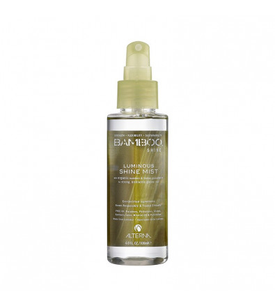 Alterna Bamboo Luminous Shine Mist Спрей вуаль для сияния и блеска волос