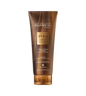 Alterna Bamboo Smooth Anti-Frizz PM Overnight Smoothing Treatment Ночной разглаживающий бальзам для волос
