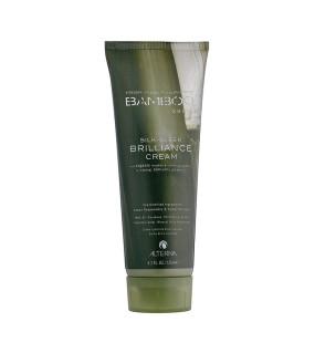 Alterna Bamboo Shine Silk-Sleek Brilliance Cream Несмываемый крем для укладки, сияния и блеска волос