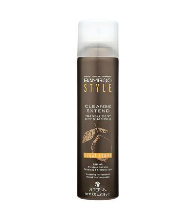 Alterna Bamboo Style Cleanse Extend Translucent Dry Shampoo Sugar Lemon Сухой шампунь с ароматом лимона