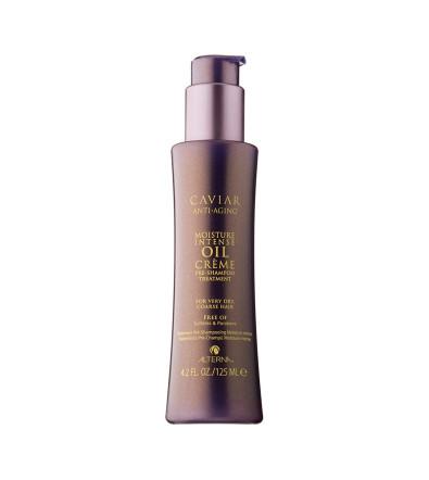 Alterna Caviar Moisture Intense Oil Creme Pre-Shampoo Treatment Уход-лечение до использования шампуня
