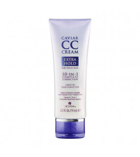 Alterna Caviar CC Cream for Hair 10-in-1 Complete Correction Extra Hold Крем 10 в 1 сильной фиксации 74 мл