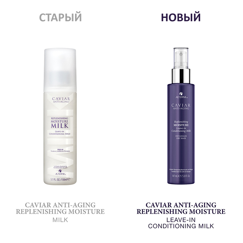 Замена Alterna Caviar Anti-Aging Replenishing Moisture Milk